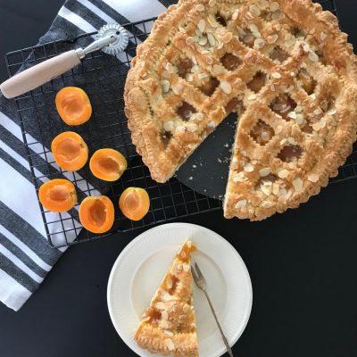 Italiaanse crostata taart