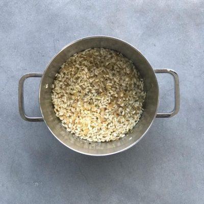 Basis risotto