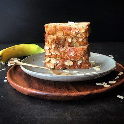 Gezonde bananenbrood