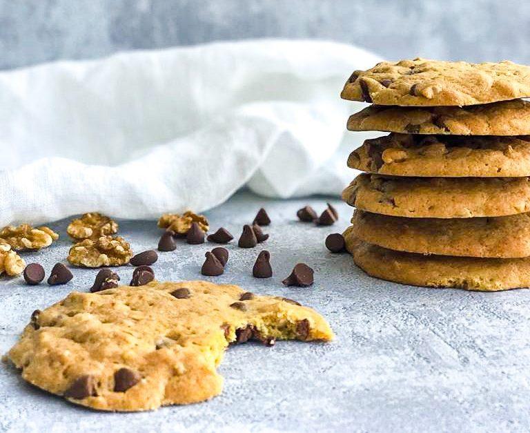 DoubleTree's chocolade koekjes