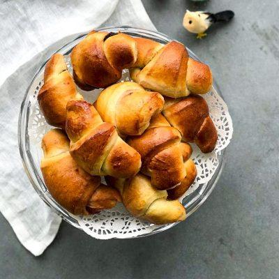 Snelle croissants