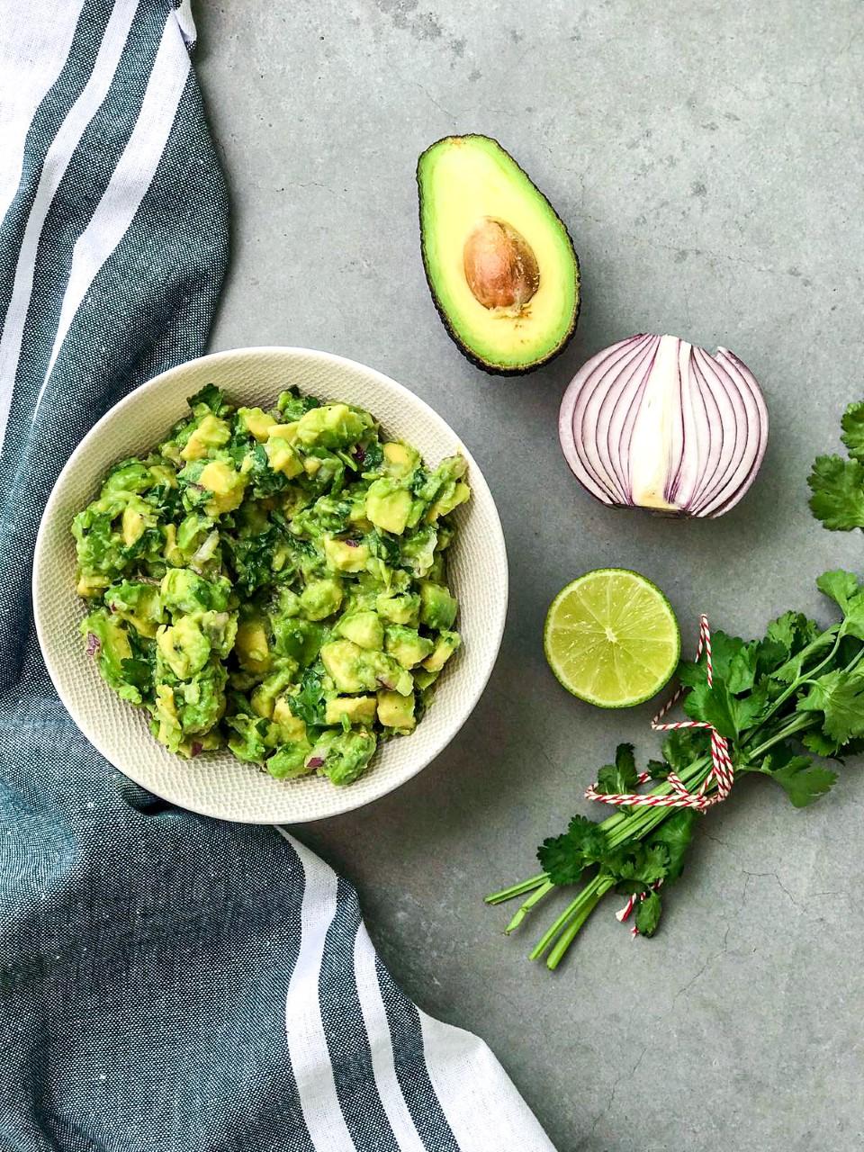 De allerlekkerste zelfgemaakte guacamole