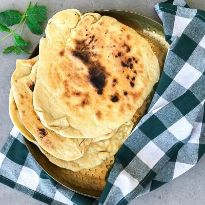 Naan brood