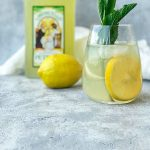 Italiaanse Limoncello spritz