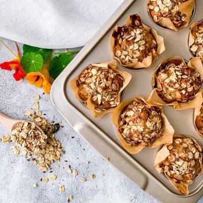 Muslie muffins