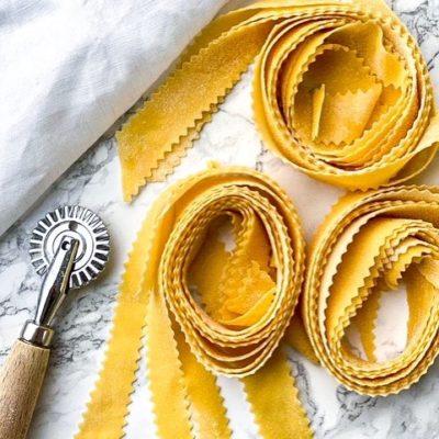 Riginette pasta