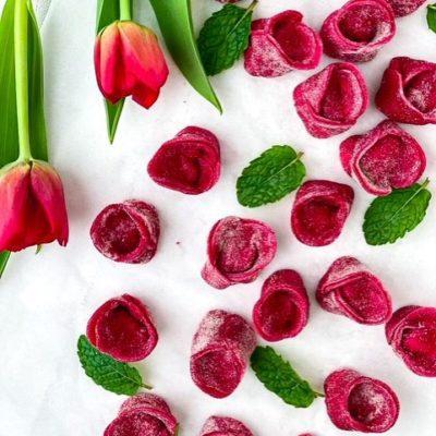 Tulpen pasta