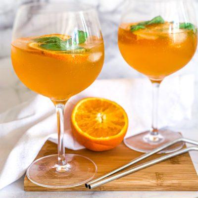 Crodino Mocktail