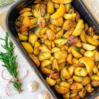 Rozemarijn aardappeltjes